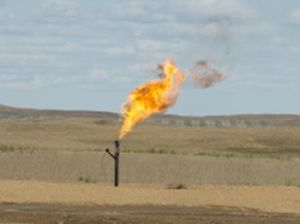 Gas Flaring  North Dakota-350x262